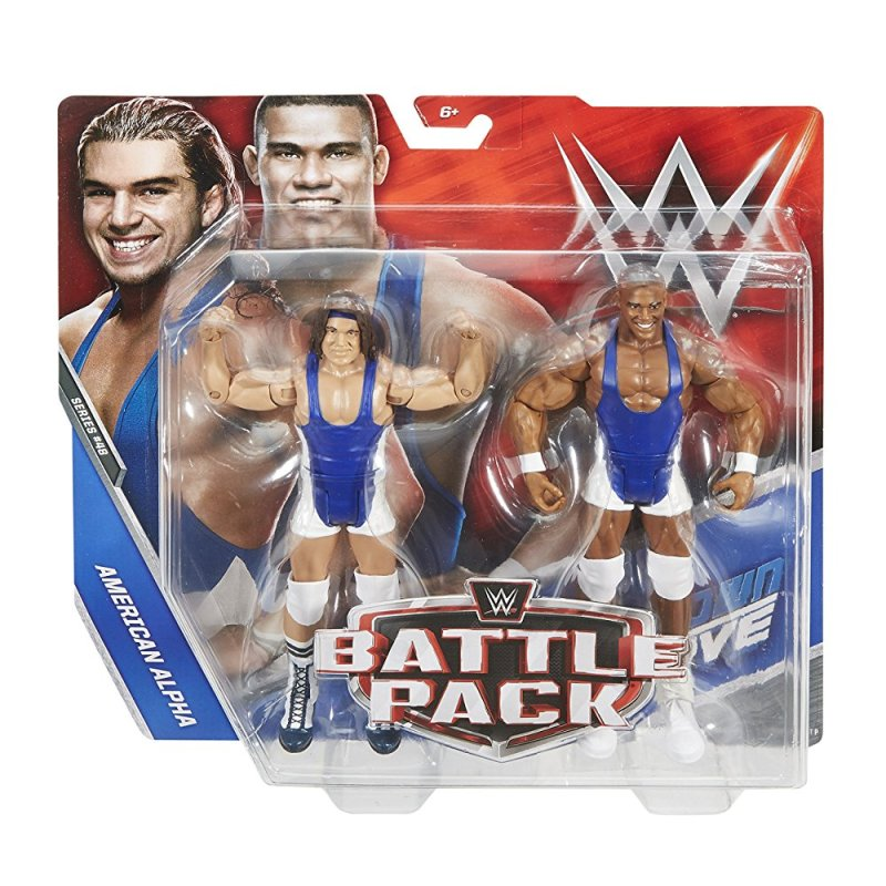 WWE Battle Pack 48 American Alpha