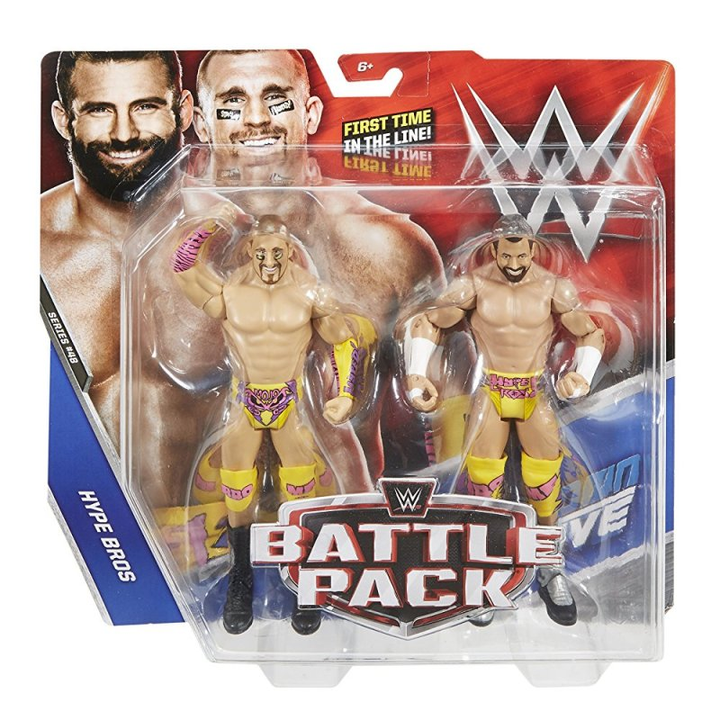WWE Battle Pack 48 Hype Bros