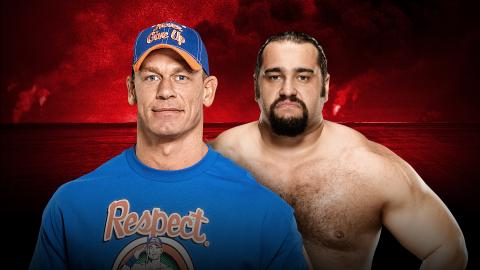 WWE Battleground 2017 preview - Cena vs Rusev