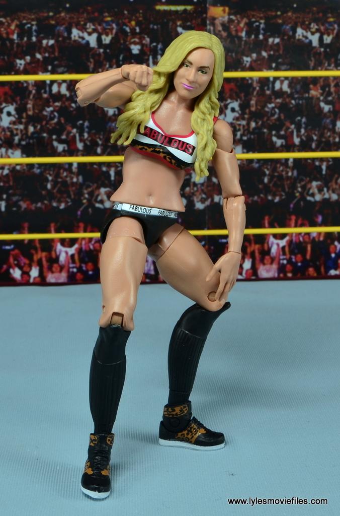 WWE Carmella figure review - how ya doing