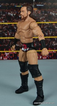 WWE Elite Big Cass and Enzo figure review -Cass left side
