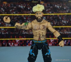WWE Elite Big Cass and Enzo figure review - tattoo detail