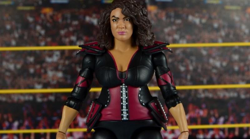WWE Nia Jax figure review - main pic