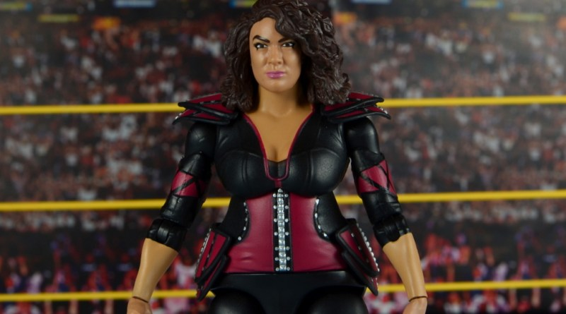 WWE Nia Jax figure review - main pic