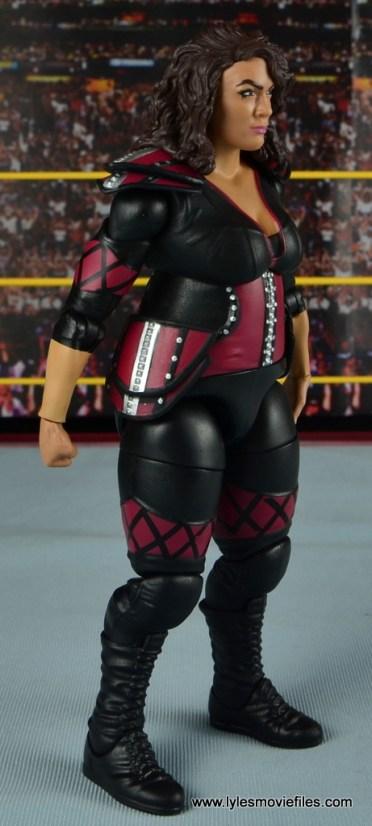 WWE Nia Jax figure review - right side