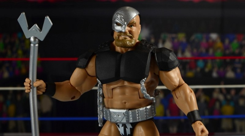 WWE The Warlord figure review -main pic