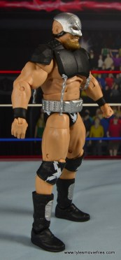 WWE The Warlord figure review -right side