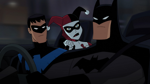 Batman and Harley Quinn review | Lyles Movie Files