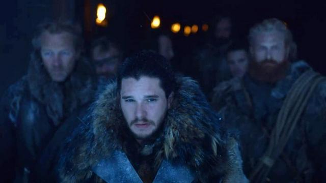 Game of Thrones Eastwatch review -Jorah, Jon and