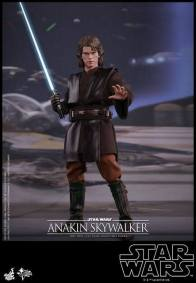 Hot Toys Revenge of the Sith Anakin Skywalker - force gesture