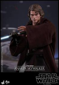 Hot Toys Revenge of the Sith Anakin Skywalker - lighting saber