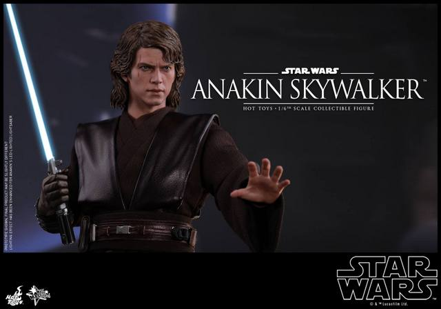 Hot Toys Revenge Of The Sith Anakin Skywalker Up For Pre Order