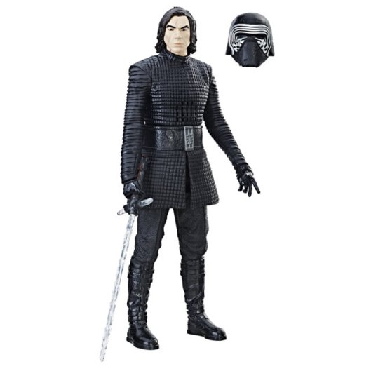 STAR WARS 12-INCH INTERACTECH KYLO REN Figure