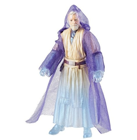 STAR WARS THE BLACK SERIES 6-INCH OBI-WAN KENOBI (Force Ghost) FIGURE1