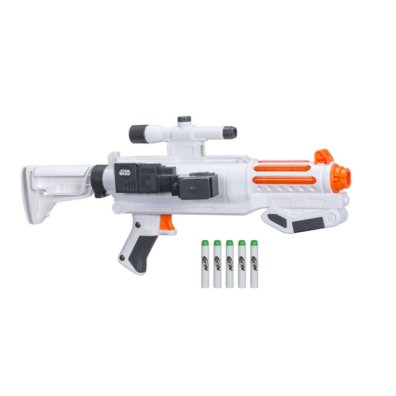 STAR WARS THE LAST JEDI NERF GLOWSTRIKE CAPTAIN PHASMA Blaster