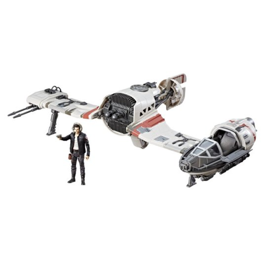 STAR WARS THE LAST JEDI RESISTANCE SKI SPEEDER Vehicle