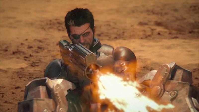Starship Troopers: Traitor of Mars - Rico