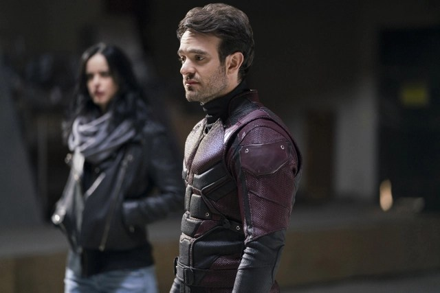 The Defenders - Ashes, Ashes review - Jessica Jones and Daredevil