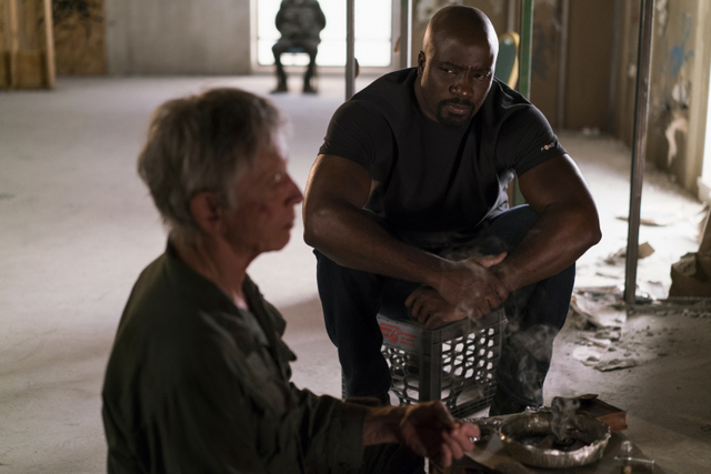 The Defenders - Ashes, Ashes review - Stick and Cage