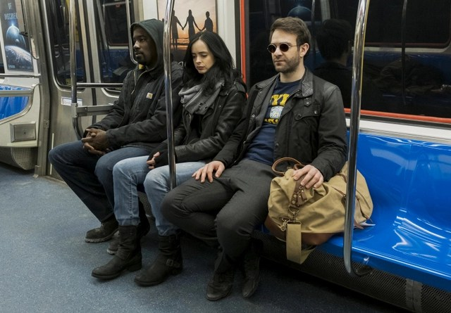 The Defenders - Fish in the Jailhouse review - Luke Cage, Jessica Jones and Matt Murdock