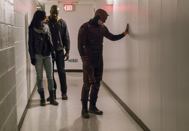 The Defenders - The Defenders review - Jessica Jones, Luke Cage and Daredevil