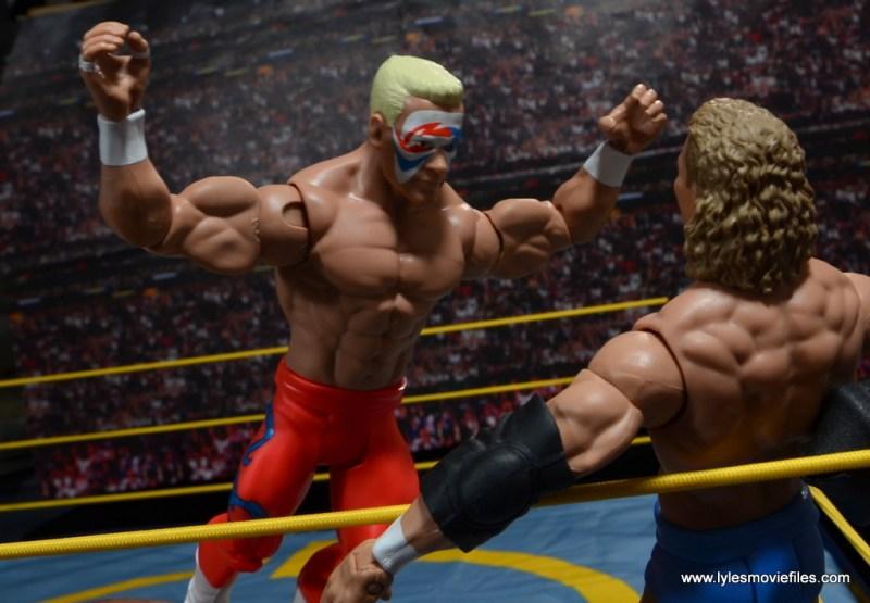 WWE Basic Surfer Sting figure review - Stinger Splash to Sid