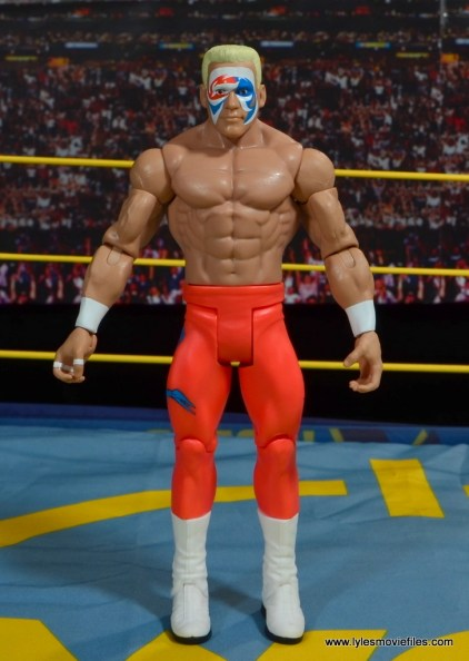 WWE Basic Surfer Sting figure review -front