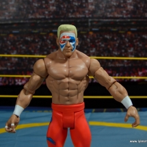 WWE Basic Surfer Sting figure review -main pic