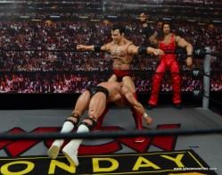 WWE Elite 51 Scott Hall figure review -going for Outsider Edge