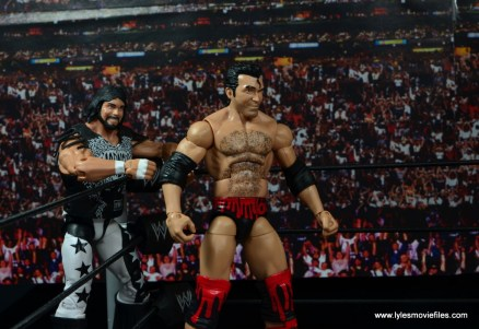 WWE Elite 51 Scott Hall figure review -teaming with Macho Man