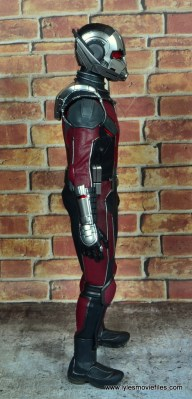 hot toys captain america civil war ant-man figure review -right side