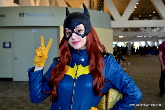 Baltimore Comic Con 2017 cosplay - Batgirl