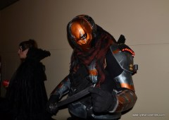 Baltimore Comic Con 2017 cosplay - Deathstroke