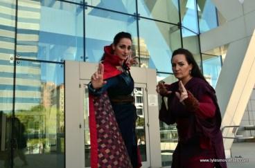 Baltimore Comic Con 2017 cosplay - Doctor Strange and Kaecilius