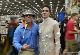 Baltimore Comic Con 2017 cosplay - Ghostbusters Louis and Zuul