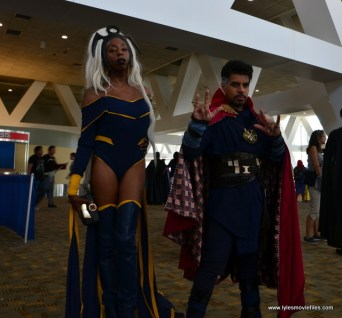 Baltimore Comic Con 2017 cosplay - Storm and Doctor Strange