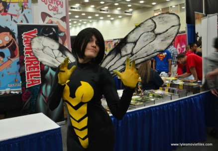 Baltimore Comic Con 2017 cosplay - Wasp