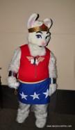 Baltimore Comic Con 2017 cosplay - Wonder Rabbitt