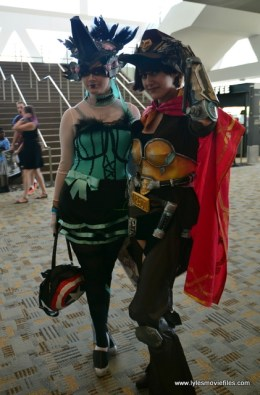 Baltimore Comic Con 2017 cosplay - amazing outfits