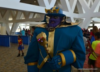Baltimore Comic Con 2017 cosplay - pimp Thanos