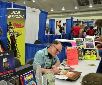 Baltimore Comic Con 2017 - creators showcase - Joe Staton