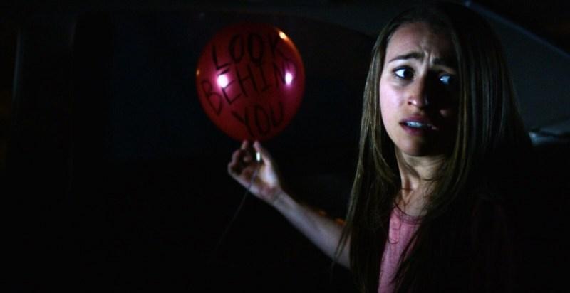 Clowntergeist movie review - Emma