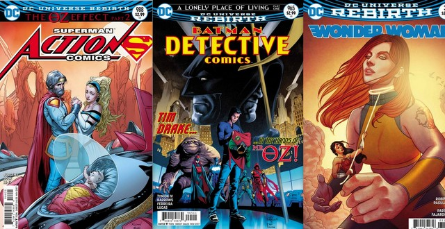 DC Comics reviews for 9/27/17
