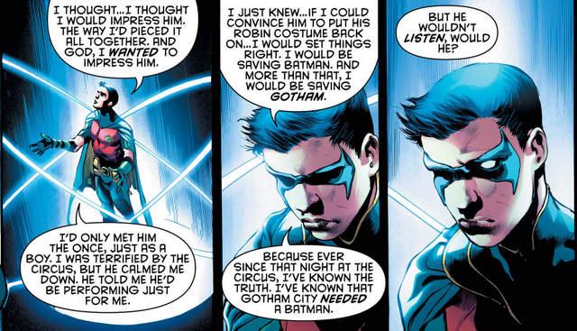 Detective Comics #965 interior art