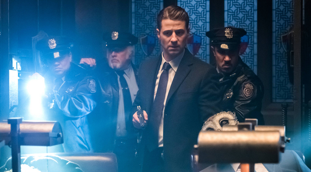 Gotham Pretty Hate Machine review - Jim Gordon