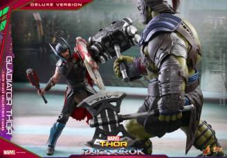 Hot Toys Gladiator Thor figure - vs Gladiator Hulk