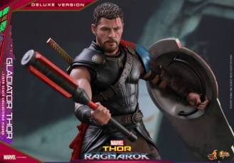 Hot Toys Gladiator Thor figure -with mace