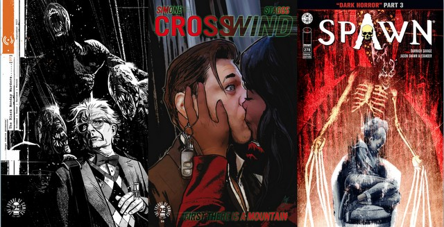 Image Comics for the week of 9-27-17