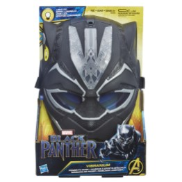 MARVEL BLACK PANTHER VIBRANIUM POWER FX MASK - in pkg