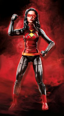 Marvel Legends 6-Inch Figure (Spider-Woman)